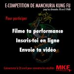 Compétition Fédération Manchuria Kung Fu